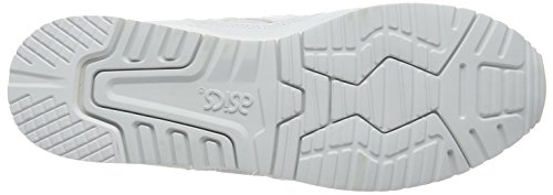 Asics Gel-Lyte III, Chaussures de Running Mixte Adulte Blanc (white/white 0101)