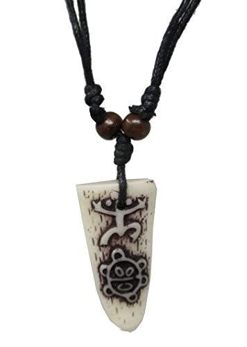 Coqui Taino and Sun Taino Necklace - Taino Symbols - Tribal Frog Necklace - Coqui Necklace - Sun Necklace