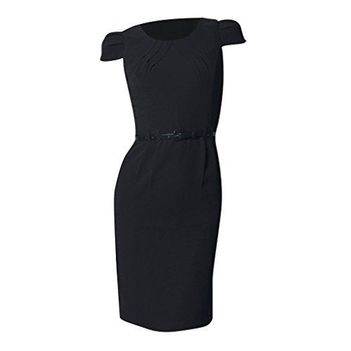 Mujer Recto Para Elegante Gigi Vestido Skopes Negro q1ExUXR4Ww