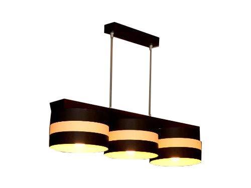 36230 Tosca - Lámpara de techo con 3 focos lámpara: Amazon ...