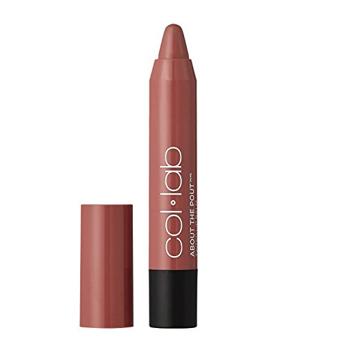 COL-LAB About the Pout Lip Balm Nude Mood Nude ()