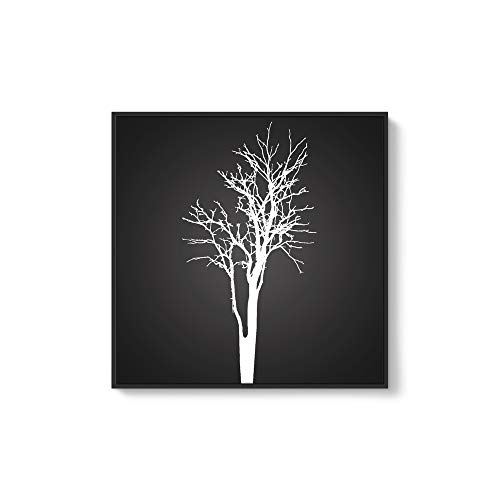 Framed for Living Room Bedroom Abstract Trees for