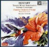 Mozart: Three Wind Serenades/ Sinfonia - Basset Horn