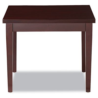 Alera RN752424MM - Verona Series Occasional Tables, 24w x 24d x 20h, Mahogany