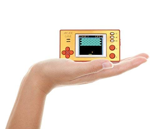 Handheld Portable Arcade Video Game Console iWawa Retro Pocket 150+ Games for Kids to Adult by IWAWA (Image #1)