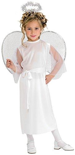 Haunted House Child's Angel Costume, -