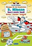 Karlchen Krabbelfix / 3. Klasse. Sport macht Spass: Übungen für die Grundschule