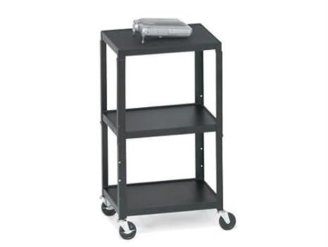 Bretford A2642-M5 Proyector Multimedia cart Negro mueble y soporte ...
