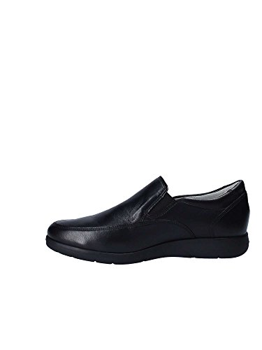 Stonefly Pelle Mocassino 4 Man Nero Space Pxw4PR