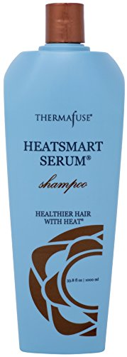 (Thermafuse AD478 HeatSmart Serum Shampoo 33.8 oz. Sulfateree, Sodium Chlorideree Formula, reg multi )
