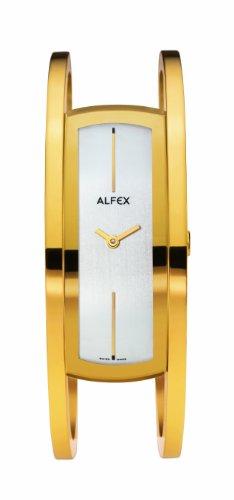 Alfex Damenuhr 5572/021 Quarz Schweizer Qualität UVP 290 EUR