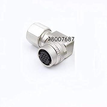 QX Electronics 5Pcs DC Power Male Plug Connector 6.3mm x 3.0mm Diameter Adapter Black Head