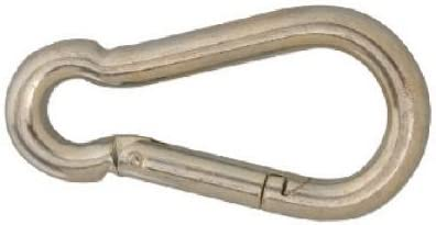 - Quantity 10 Zinc Finish 1//2-In T7645046 Spring Snap Link