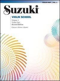 Suzuki Violin School 1 by Suzuki (2012-05-24)