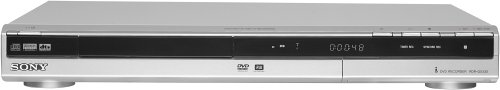 Sony RDR-GX330 Single Tray DVD Recorder by Sony