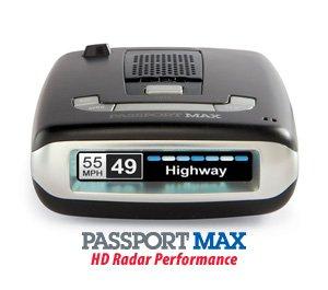 Escort Passport Max >> Escort Passport Max Hd Radar Warner
