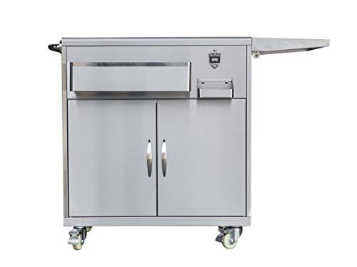 Barbeques Galore Party Cart (Bbq Cart Outdoor)