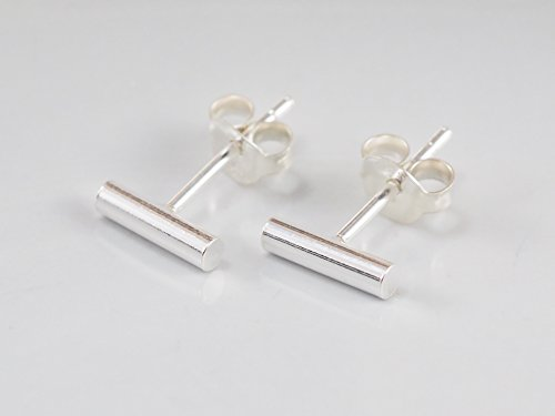 925-sterling-silver-earring-cartilage-for-women-ear-stud-helix-tragus-ear-bar-5-16-8mm-long-s16