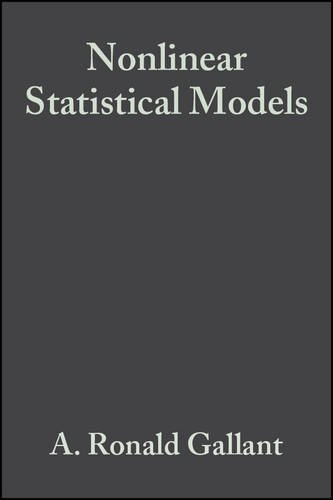 Nonlinear Statistical Models