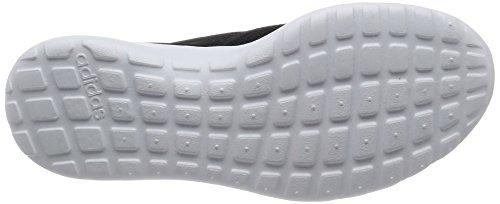 adidas Cloudfoam Lite Racer So W, Sneaker Bas du Cou Femme, Noir (Negbas/Negbas/Ftwbla), 37 1/3 EU