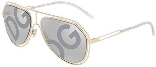 Sunglasses Dolce & Gabbana DG 2176 488/I PALE GOLD (Dolce Gabbana Sonnenbrille Herren)