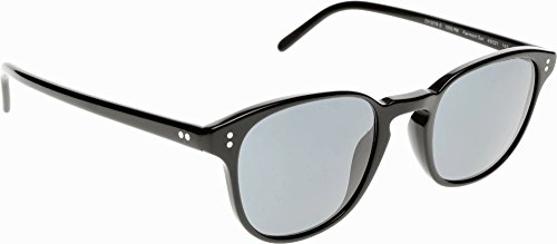 Oliver Peoples Sunglasses Fairmont Sun 1005/R8 Black with Grey Photochromatic Lenses ()