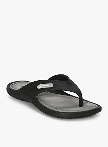 317f1337ae9f Rider-Cape-Ix-Ad-Black-Grey-Slippers - 09 UK  Buy Online at Low ...