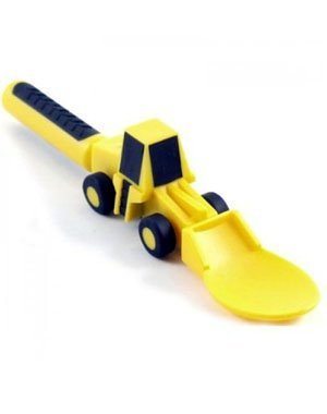 (Constructive Eating Front Loader Spoon)