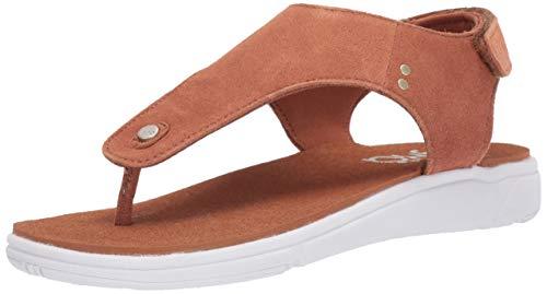 Ryka Women's Margo Sandal, tan, 9.5 W -
