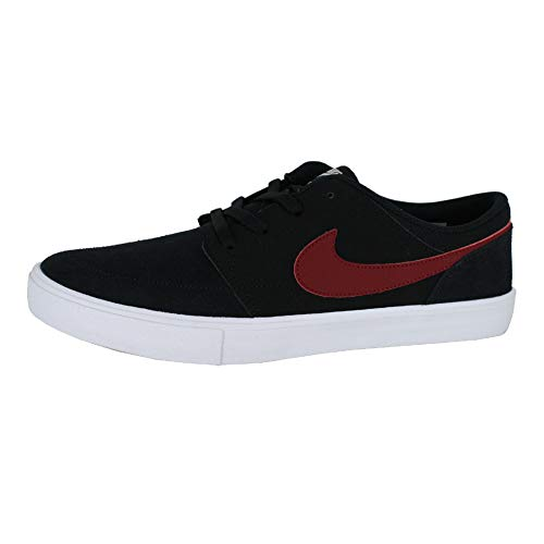 Nike 006 Homme De white Solar Portmore black Multicolore Sb Fitness Chaussures red Ii Crush SwSHfBq