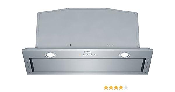 Bosch DHL785C - Campana (Canalizado/Recirculación, 730 m³/h, A, Built-under, LED, 244 Lux) Acero inoxidable: 335.53: Amazon.es: Hogar