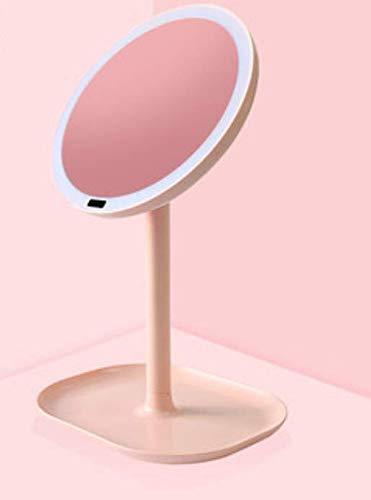 chenruihua Lámpara de Mesa de Espejo de Maquillaje LED Espejo de ...
