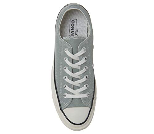 317 Taylor Converse Erwachsene Egret Mica Green Unisex OX 70 Chuck Black Sneakers Mehrfarbig x77Ew1
