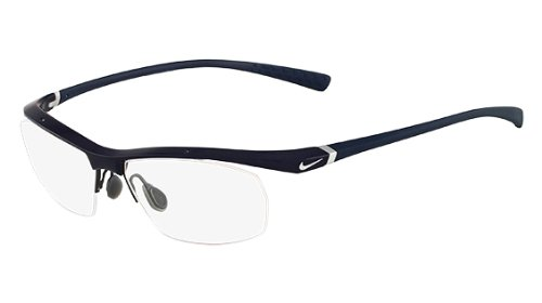 Nike 7070/3 019 57, Monturas de Gafas para Hombre, Obsidian