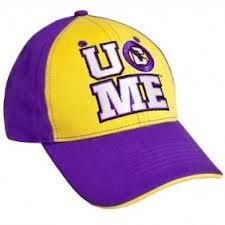 f18e0e7a37f91 John Cena - U Can  t C Me - Gorra de béisbol (púrpura amarillo ...