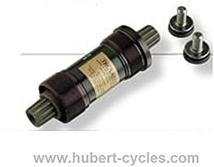 Cycles Hubert Caja pedalier ISIS PowerSpline L118: Amazon.es ...