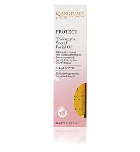 聖域スパセラピスト秘密フェイシャルオイル (Sanctuary) (x2) - Sanctuary Spa Therapist Secret Facial Oil (Pack of 2) [並行輸入品]   B01N05ZTCW