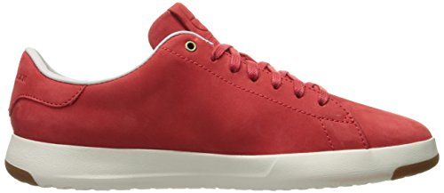 Cole Haan Mens Grandpro Tennis Sneaker Goji Berry Nubuck Gjyxl