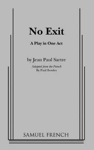 No Exit [Jean-Paul Sarte - Jean-Paul Sartre] (Tapa Blanda)