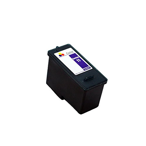 Cartridge Standard Capacity Colour (Dell KX703 Compatible Remanufactured Series 11 Standard Capacity Color Ink Cartridge)