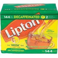 Lipton Decaf Tea Bags-144ct Thank you so much for your pu...