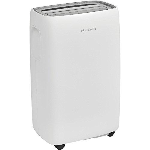 frigidaire white 8 000 btu portable air conditioner with remote tec ofertas. Black Bedroom Furniture Sets. Home Design Ideas