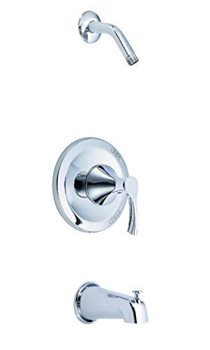 Danze D510022LST - Antioch 1H Tub & Shower Trim Kit w/ Diverter on Spout Less Showerhead Chrome