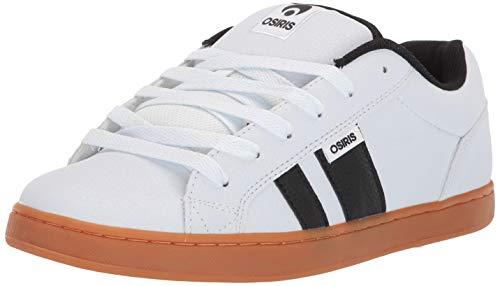 - Osiris Men's Loot Skate Shoe White/Gum/Black 11 M US