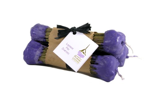 Pelindaba Lavender Fire Starter - 3 pack (Best Homemade Fire Starter)