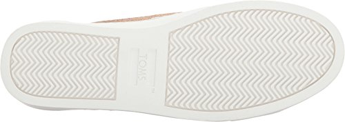 Tomen Womens Lenox Rose Or Métallique Cuir 5.5 B Us