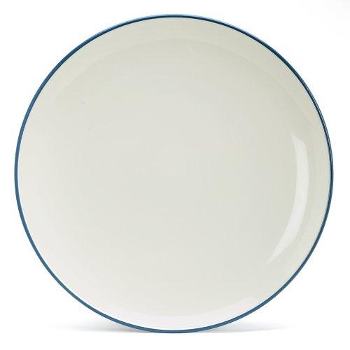 Noritake Colorwave Round Platter, Blue (Noritake Stoneware Platter)