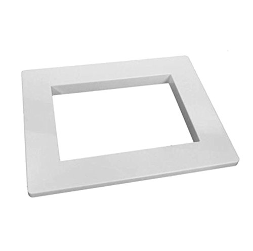 Hayward SP1084F White Snap on Face Plate Cover Replacement for Hayward SP1084 -