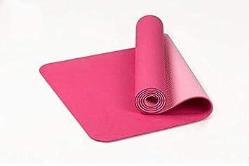 Ollt TPE Alfombrillas De Yoga Antideslizantes para Fitness ...