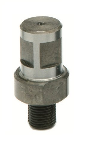 G&J Hall Tools 18Y170 Powerbor Weldon Chuck Adaptor, 1/2''-20 UN Thread Fitting, 3/4'' Arbor, For All Electromagnetic Drilling Systems by G&J Hall Tools